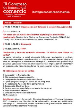 programa congreso castellón 2019